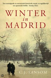 C.J. Sansom - winter in madrid