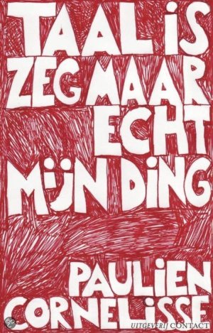 Paulien Cornelisse - taal is echt mijn ding